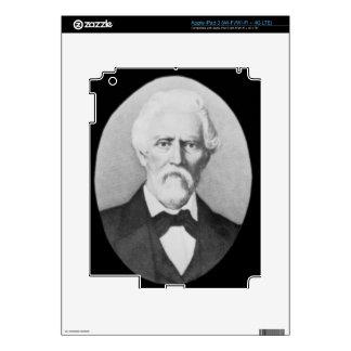 Samuel A. Maverick (1803-70) (b/w photo) Skin For iPad 3