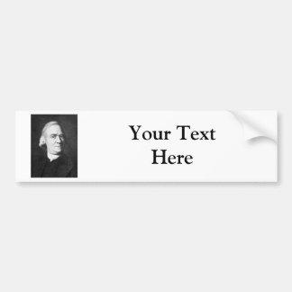 ~ Samuel Adams 1722 - 1803 de Adams Etiqueta De Parachoque