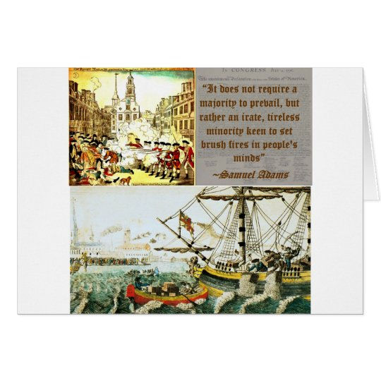 Samuel Adams Card