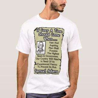 Samuel Adams: Experienced Patriots! T-Shirt