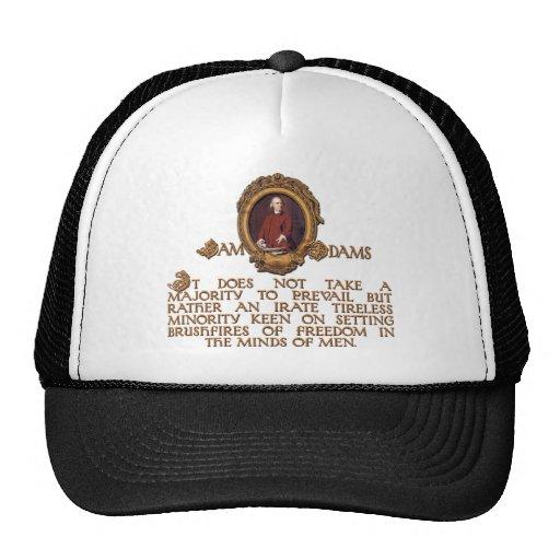 Samuel Adams, Irate and Tireless Guy Mesh Hat