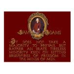 Samuel Adams, Irate and Tireless Guy Post Card