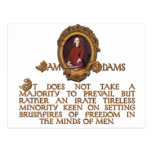 Samuel Adams, Irate and Tireless Guy Postcards