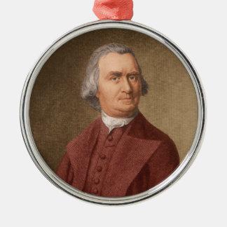 Samuel Adams Metal Ornament
