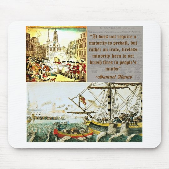 Samuel Adams Mouse Pad