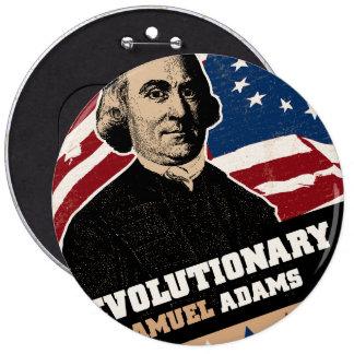 Samuel Adams Revolutionary Button