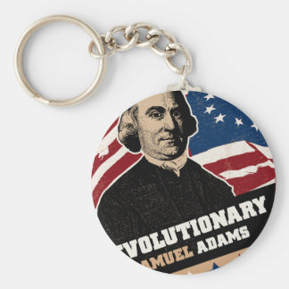 Samuel Adams Revolutionary Keychain