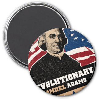 Samuel Adams Revolutionary Magnet