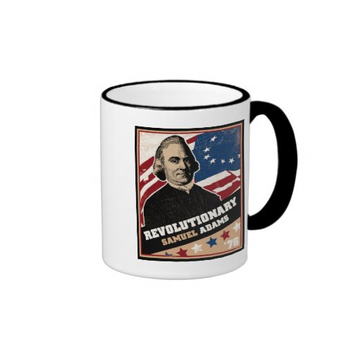Samuel Adams Revolutionary Ringer Coffee Mug