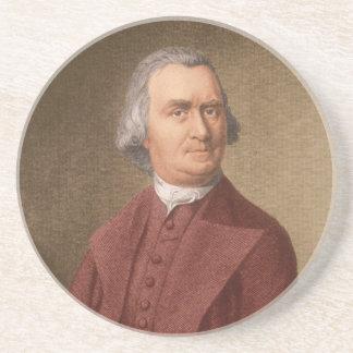 Samuel Adams Sandstone Coaster