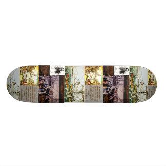 Samuel Adams Skateboard Deck