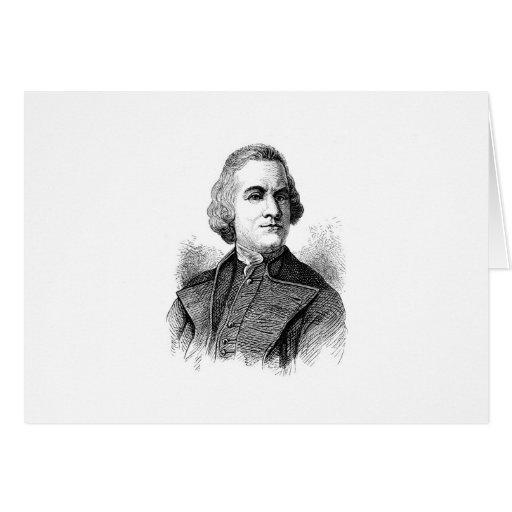 Samuel-Adams Tarjeta De Felicitación