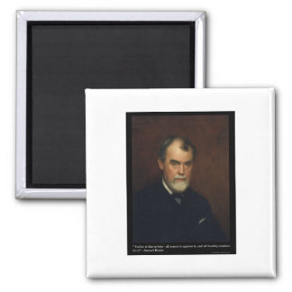 Samuel Butler Live/Love Quote Gifts Cards & Tees Refrigerator Magnets