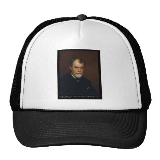 Samuel Butler Live/Love Quote Gifts Cards & Tees Trucker Hat