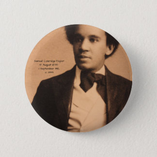 Samuel Coleridge-Taylor Button