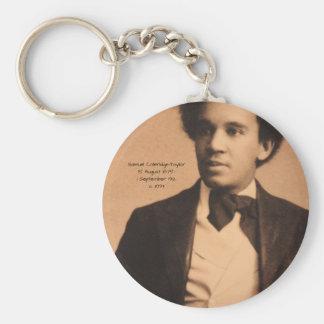Samuel Coleridge-Taylor Keychain