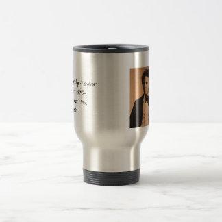 Samuel Coleridge-Taylor Travel Mug
