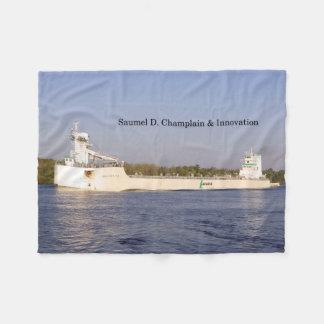 Samuel D. Champlain & Innovation blanket
