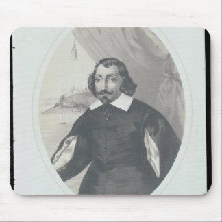 Samuel de Champlain 1854 Alfombrilla De Ratones