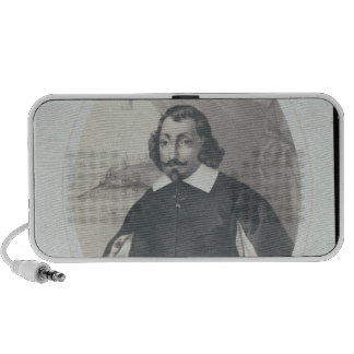 Samuel de Champlain 1854 iPod Altavoz