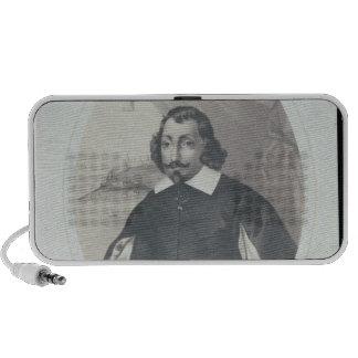 Samuel de Champlain 1854 Mp3 Speakers
