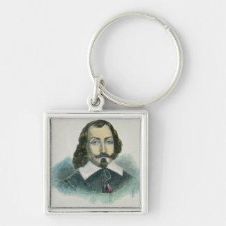 Samuel de Champlain Keychain