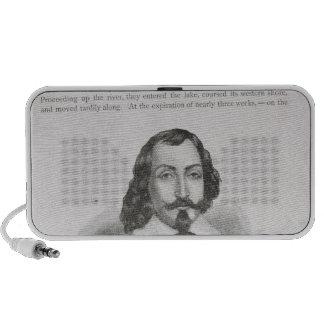 Samuel de Champlain iPod Speakers