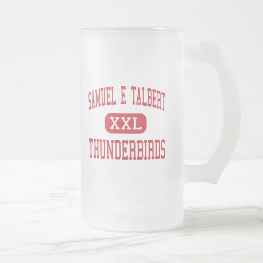 Samuel E Talbert - Thunderbirds - Huntington Beach Taza De Café