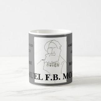 SAMUEL F.B. MORSE, AMERICAN PAINTER - MUG