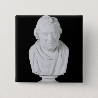 Samuel Johnson (1709-84) 1777 (plaster) Button