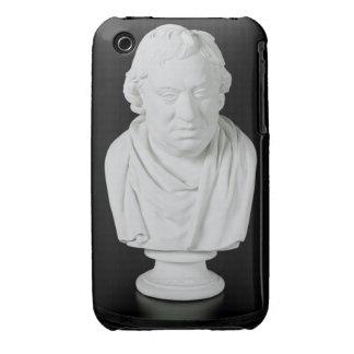 Samuel Johnson (1709-84) 1777 (plaster) iPhone 3 Case-Mate Case