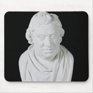 Samuel Johnson (1709-84) 1777 (plaster) Mouse Pad