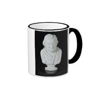 Samuel Johnson (1709-84) 1777 (plaster) Ringer Coffee Mug