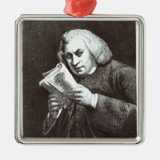 Samuel Johnson Metal Ornament