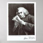 Samuel Johnson Póster