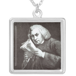 Samuel Johnson Silver Plated Necklace