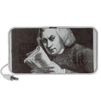 Samuel Johnson iPod Speakers