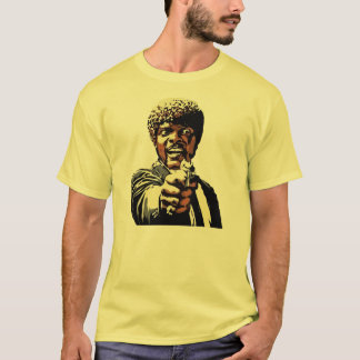 Samuel L. Jackson Pulp Fiction T-Shirt