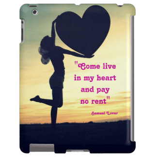 Samuel Lover quote heart love inspiration
