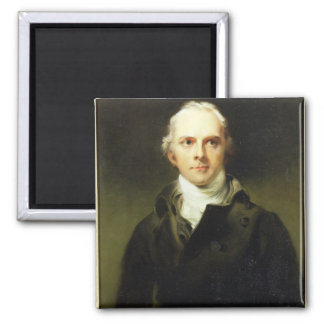 Samuel Lysons (1763-1819) 1799 (oil on canvas) 2 Inch Square Magnet