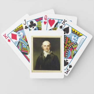 Samuel Lysons (1763-1819) 1799 (oil on canvas) Bicycle Playing Cards