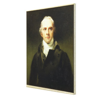 Samuel Lysons (1763-1819) 1799 (oil on canvas) Canvas Print