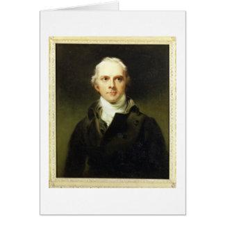 Samuel Lysons (1763-1819) 1799 (oil on canvas) Card