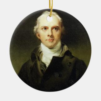 Samuel Lysons (1763-1819) 1799 (oil on canvas) Ceramic Ornament