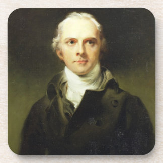 Samuel Lysons (1763-1819) 1799 (oil on canvas) Coaster