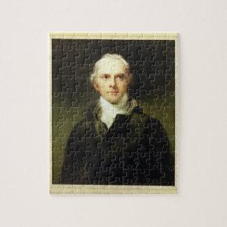 Samuel Lysons (1763-1819) 1799 (oil on canvas) Jigsaw Puzzle