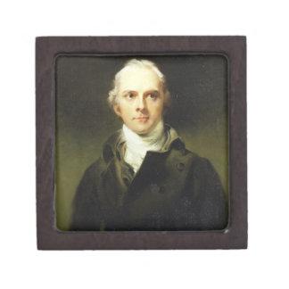 Samuel Lysons (1763-1819) 1799 (oil on canvas) Keepsake Box