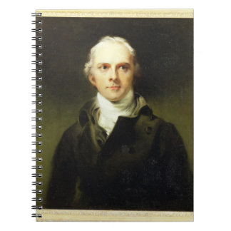 Samuel Lysons (1763-1819) 1799 (oil on canvas) Notebook