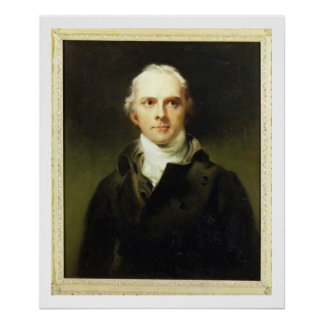 Samuel Lysons (1763-1819) 1799 (oil on canvas) Poster