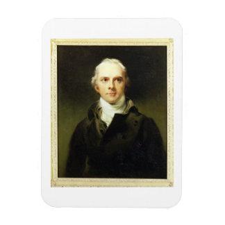 Samuel Lysons (1763-1819) 1799 (oil on canvas) Rectangular Photo Magnet